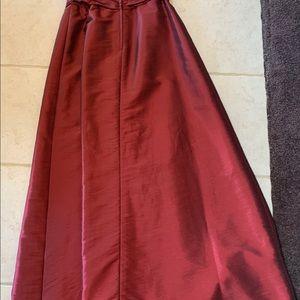 Jordan Dresses - Burgundy iridescent Jordan Dress, Size 8